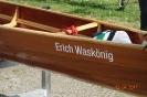 Anrudern der Harkortseevereine mit Bootstaufe in Wetter