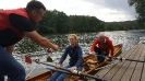 Sommerfest mit Bootstaufe